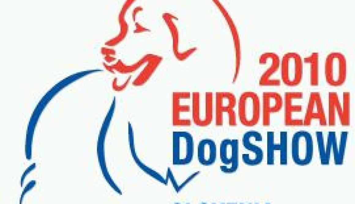 Europos šunų paroda Slovėnijoje 2010